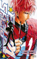 Eye Shield 21 T18, manga chez Glénat de Inagaki, Murata