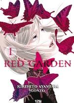 Red Garden T1, manga chez 12 bis de Gonzo, Ayumara