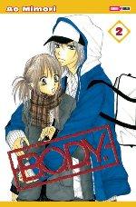 B.O.D.Y. T2, manga chez Panini Comics de Mimori