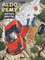 Aldo Remy T2 : Réveil Brutal (0), bd chez Glénat de Tibet, Brichau, Brichau