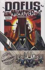 Dofus Monster T3 : Le chevalier noir (0), manga chez Ankama de Tot, Brunowaro, Ancestral z, Mojojojo