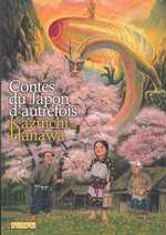 Contes du Japon d'autrefois, manga chez Kana de Hanawa