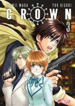 Crown T3, manga chez Asuka de Wada, Higuri