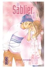 Le sablier T2, manga chez Kana de Ashihara