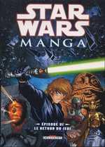 Star Wars - Manga T10 : Episode VI  (0), manga chez Delcourt de Lucas, Hiromoto