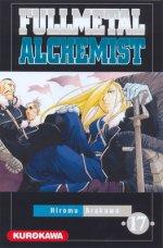 Fullmetal Alchemist T17, manga chez Kurokawa de Arakawa