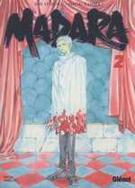 Madara T2, manga chez Glénat de Otsuka, Tajima