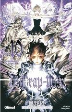 D.Gray-man T10 : La mémoire du clan Noé (0), manga chez Glénat de Hoshino