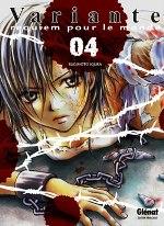 Variante - Requiem pour le monde T4, manga chez Glénat de Sugimoto