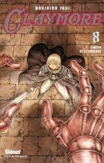 Claymore T8 : L'antre de la sorcière (0), manga chez Glénat de Yagi