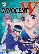 Innocent W  T2, manga chez Kami de Kusunoki