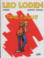 Léo Loden T18 : Tapas ou ça casse (0), bd chez Soleil de Arleston, Nicoloff, Carrère, Cerise