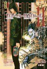 Death Note T11, manga chez Kana de Ohba, Obata