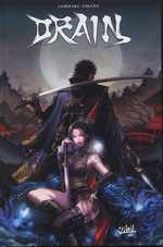 Drain T1 : Vengeance (0), comics chez Soleil de Cebulski, Takeda