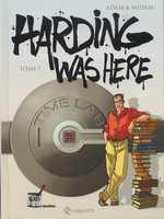 Harding was here, bd chez Soleil de Midam, Adam, Maffre