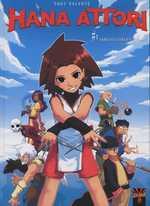 Hana Attori T1 : Irréductibles Ninjas (0), bd chez Soleil de Valente