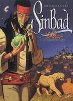 SinBad T1 : Le Cratère d'Alexandrie (0), bd chez Soleil de Alwett, Arleston, Alary, Fernandez