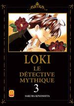 Loki Le Détective Mythique T3, manga chez Kami de Kinoshita
