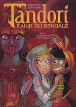 Tandori fakir du Bengale T2 : La déesse aux deux visages (0), bd chez Soleil de Arleston, Ridel