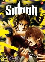 Sidooh T7, manga chez Panini Comics de Takahashi