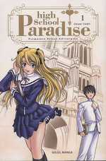 High school paradise T1, manga chez Soleil de Taro