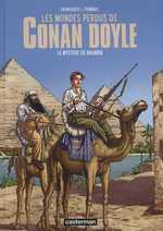 Les mondes perdus de Conan Doyle T1 : Le mystère de Baharia (0), bd chez Casterman de Tramaux, Deubelbeiss, Anni, Yinan