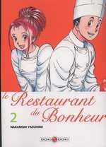 Le restaurant du bonheur T2, manga chez Bamboo de Nakanishi