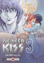 We need kiss T3, manga chez Bamboo de Saitani