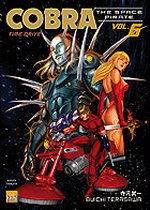 Cobra the space pirate 30th anniversary T6, manga chez Taïfu comics de Terasawa