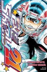 Eye Shield 21 T19 : Le successeur (0), manga chez Glénat de Inagaki, Murata