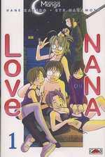 Love Nana T1, manga chez Clair de Lune de Nakamoto, Kazedo
