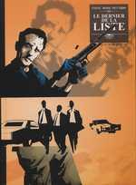 Le dernier de la liste, bd chez Clair de Lune de Conte, Rossi, Piccardo