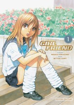 Girlfriend T1, manga chez Delcourt de Hokazono, Betten