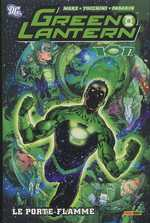 Green Lantern - ION : Le porte-flamme (0), comics chez Panini Comics de Marz, Diaz, Grindberg, Guichet, Tocchini, Pasarin, Horie, Cox