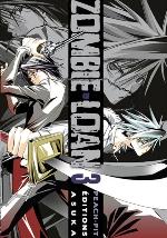Zombie Loan T3, manga chez Asuka de Peach-Pit