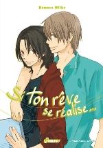 Si ton rêve se réalise..., manga chez Asuka de Romucco