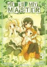 He is my master  T3, manga chez Asuka de Mattsu, Tsubaki
