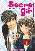 Secret girl T1, manga chez Asuka de Shimaki