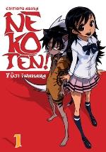 Nekoten ! T1, manga chez Asuka de Iwahara