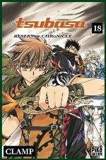 Tsubasa RESERVoir CHRoNiCLE – Première édition, T18, manga chez Pika de Clamp