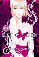 Red Garden T2, manga chez 12 bis de Gonzo, Ayumara