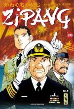 Zipang T20, manga chez Kana de Kawaguchi