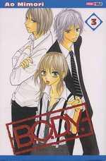 B.O.D.Y. T3, manga chez Panini Comics de Mimori