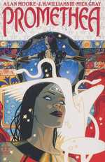 Promethea T6, comics chez Panini Comics de Moore, Williams III, Gray