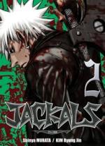 Jackals T2, manga chez Ki-oon de Murata, Kim