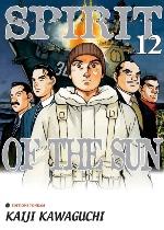 Spirit of the sun T12, manga chez Tonkam de Kawaguchi