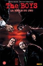 The Boys T1 : La règle du jeu, comics chez Panini Comics de Ennis, Robertson