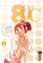 80°C T5, manga chez Kana de Yao