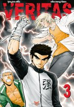 Veritas T3, manga chez SeeBD de Yun, Kim