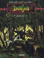 Donjon Potron-Minet T83 : Sans un bruit (0), bd chez Delcourt de Trondheim, Sfar, Gaultier, Walter